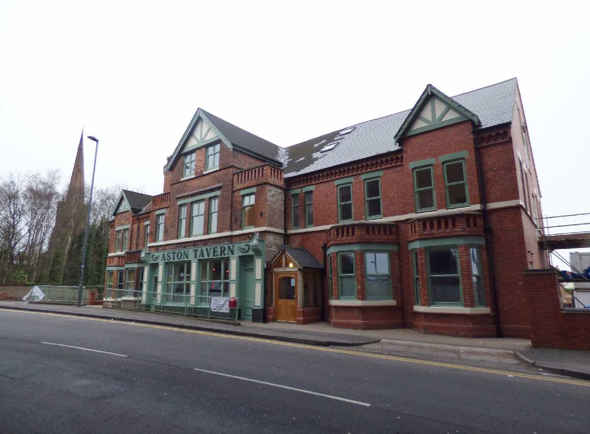 The Aston Tavern - Historic public house