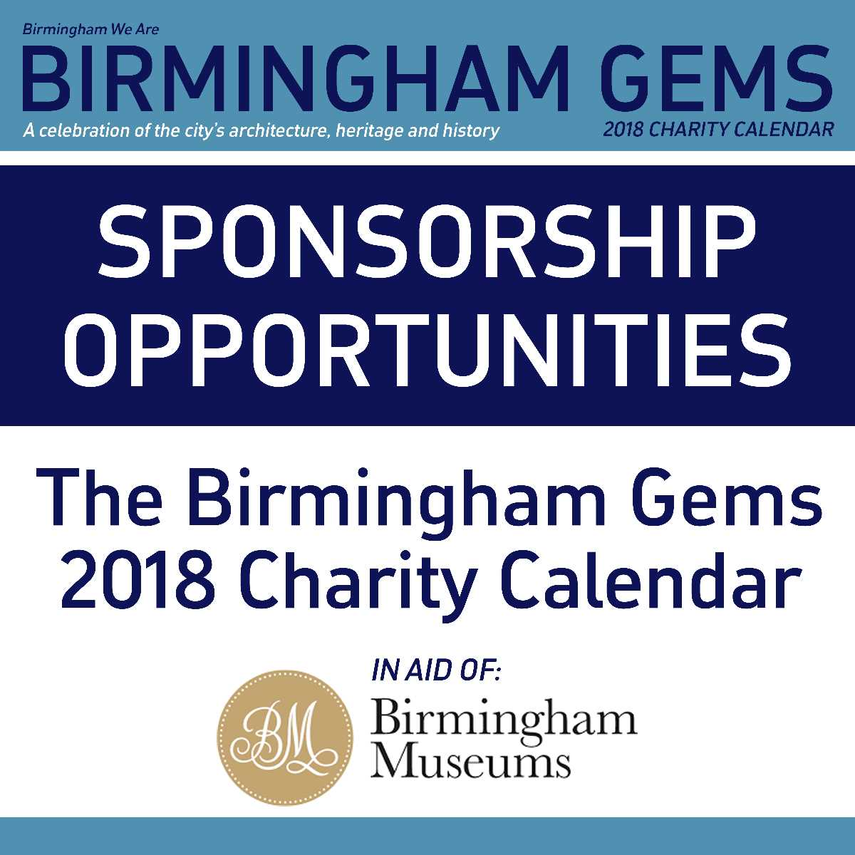 Birmingham+Gems+2018+calendar+for+charity