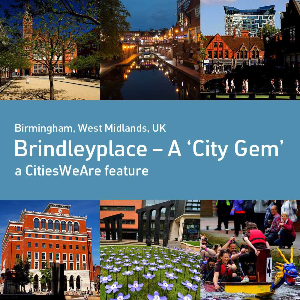 Brindleyplace%2c+Birmingham%2c+UK+-+%27City+Gems%27