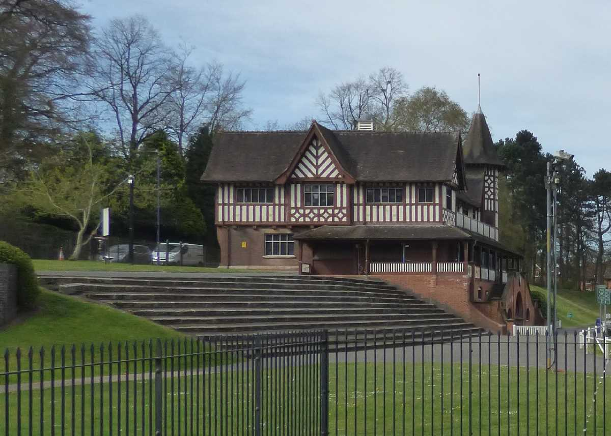 Bournville Cricket Pavilion