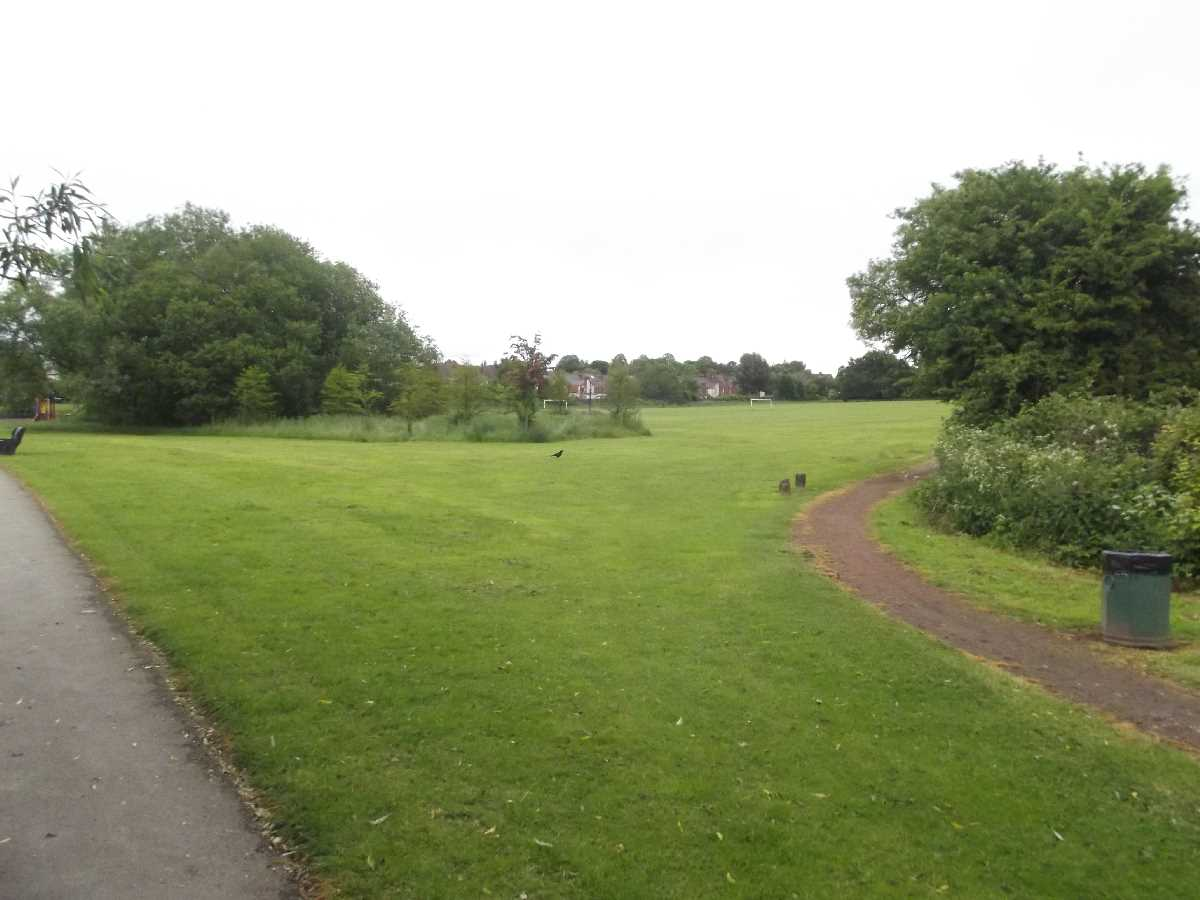 Hazelwell Park, Birmingham - A wonderful open space!