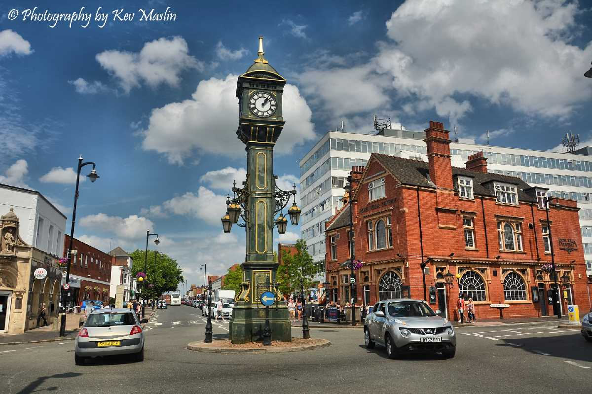 Jewellery Quarter - places of interest mapped for you