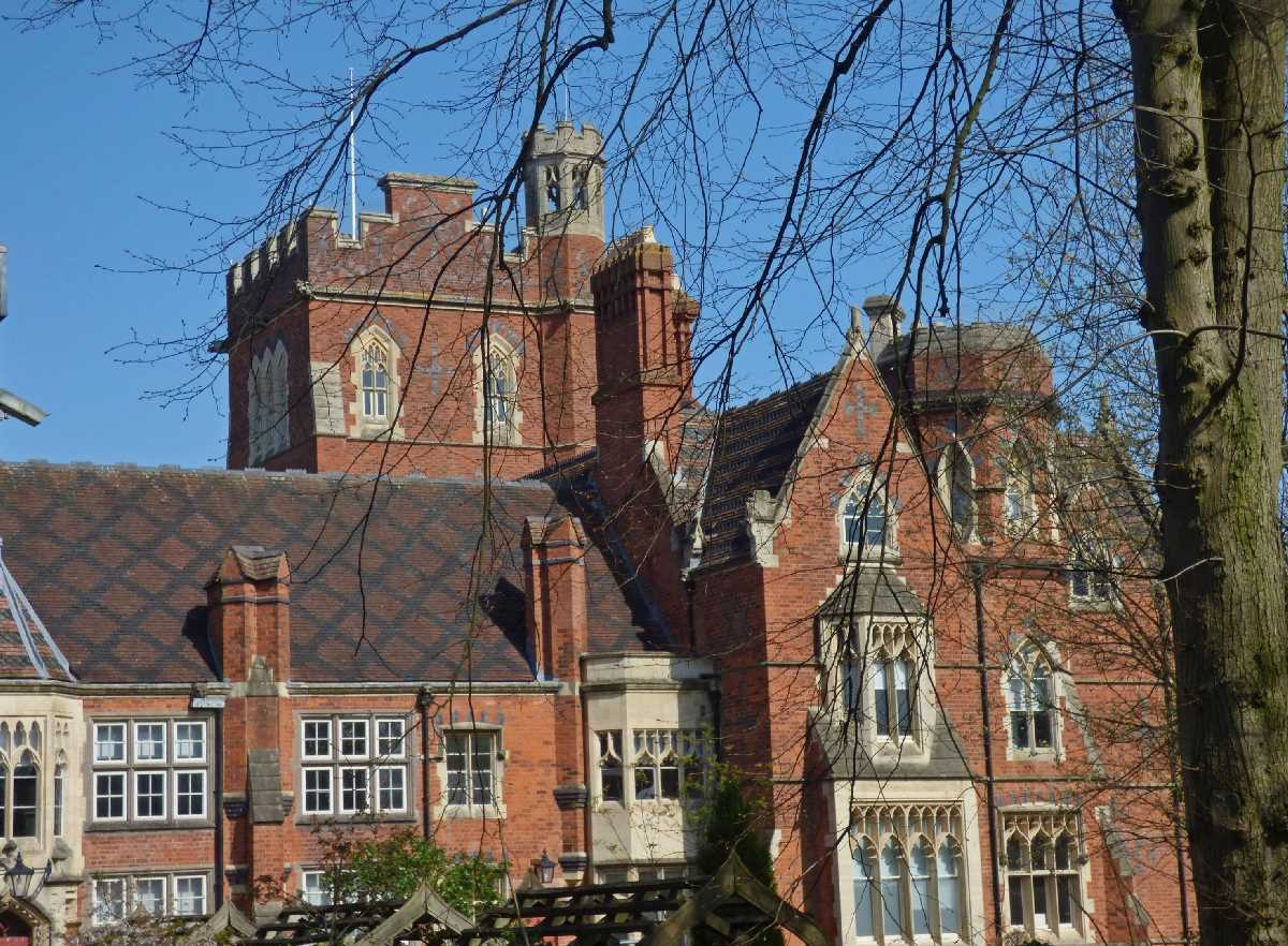 Moseley School - A Birmingham Gem!