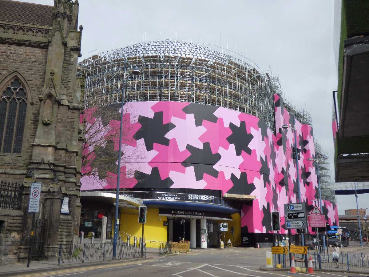Osman Yousefzada`s Dogtooth Flower at Selfridges