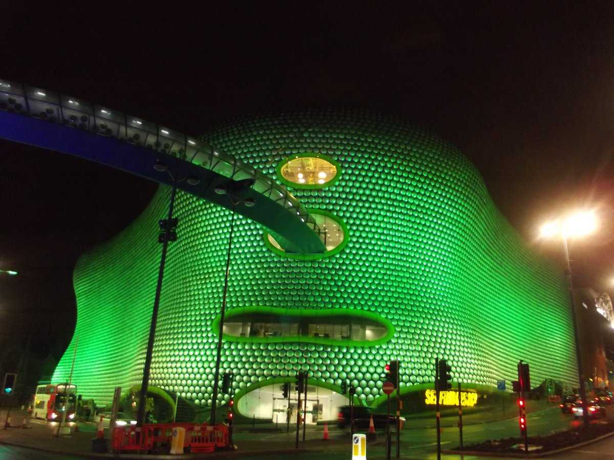 St+Patrick%27s+Festival+celebrations+in+Birmingham
